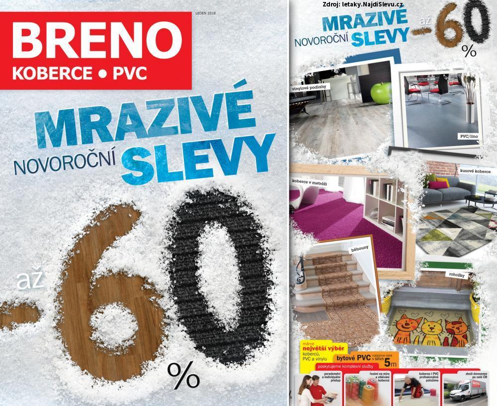 Strana 1 - leták BRENO (1. 1. - 31. 1. 2018)