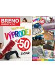 Archiv leták BRENO - 1. 7. - 31. 7. 2019