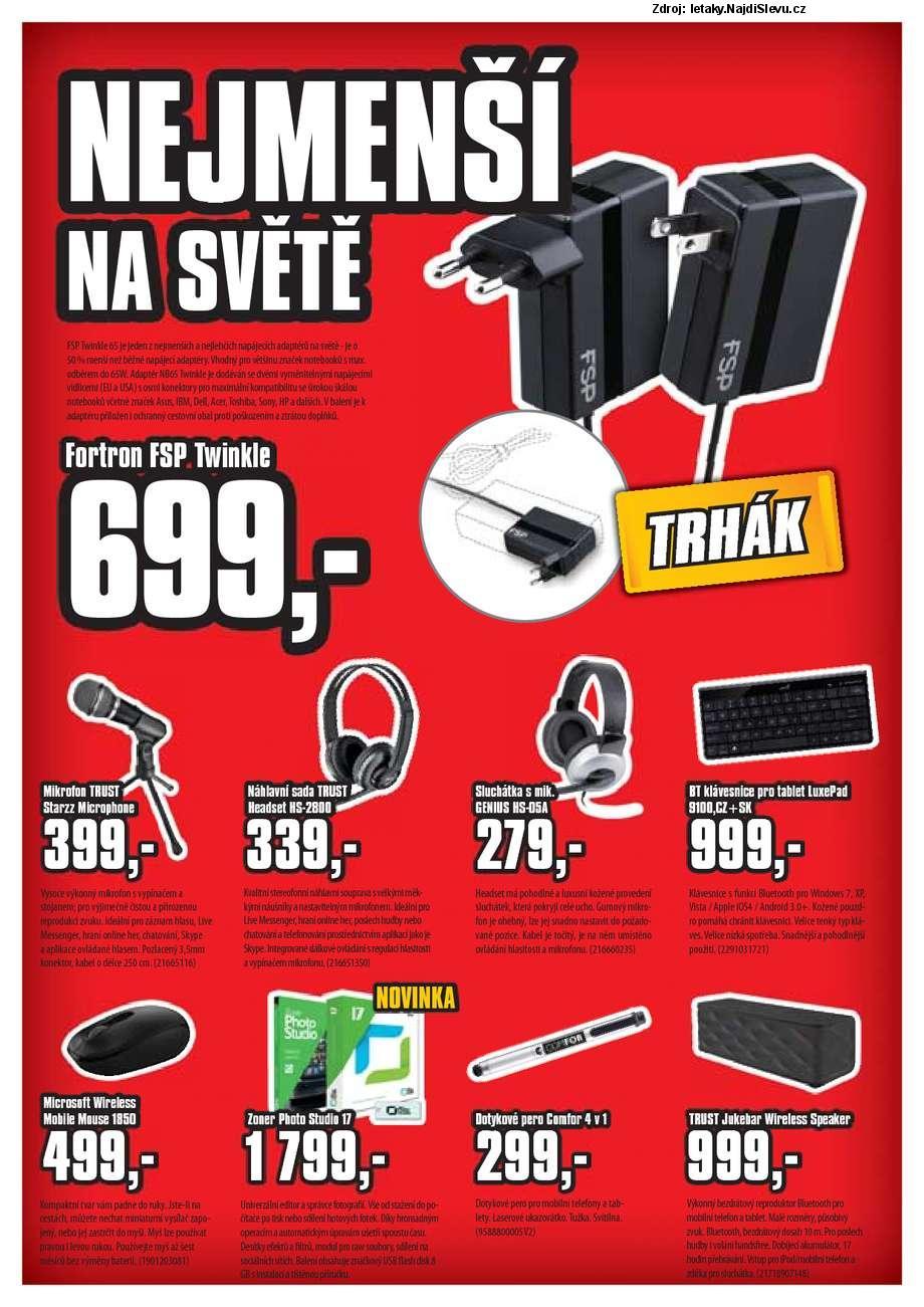 Strana 7 - leták COMFOR (20. 9. - 17. 10. 2014)