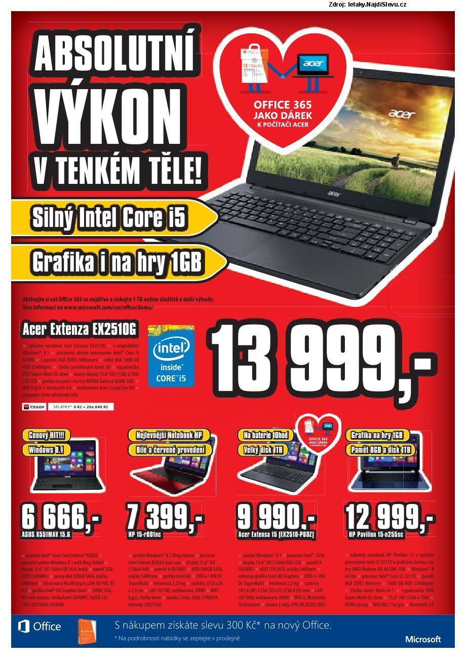 Strana 4 - leták COMFOR (20. 9. - 17. 10. 2014)