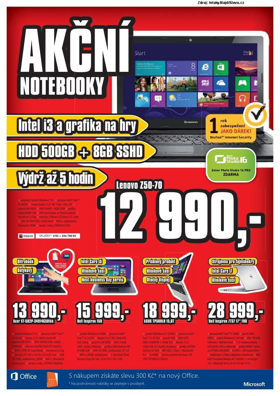 Strana 5 - leták COMFOR (20. 9. - 17. 10. 2014)