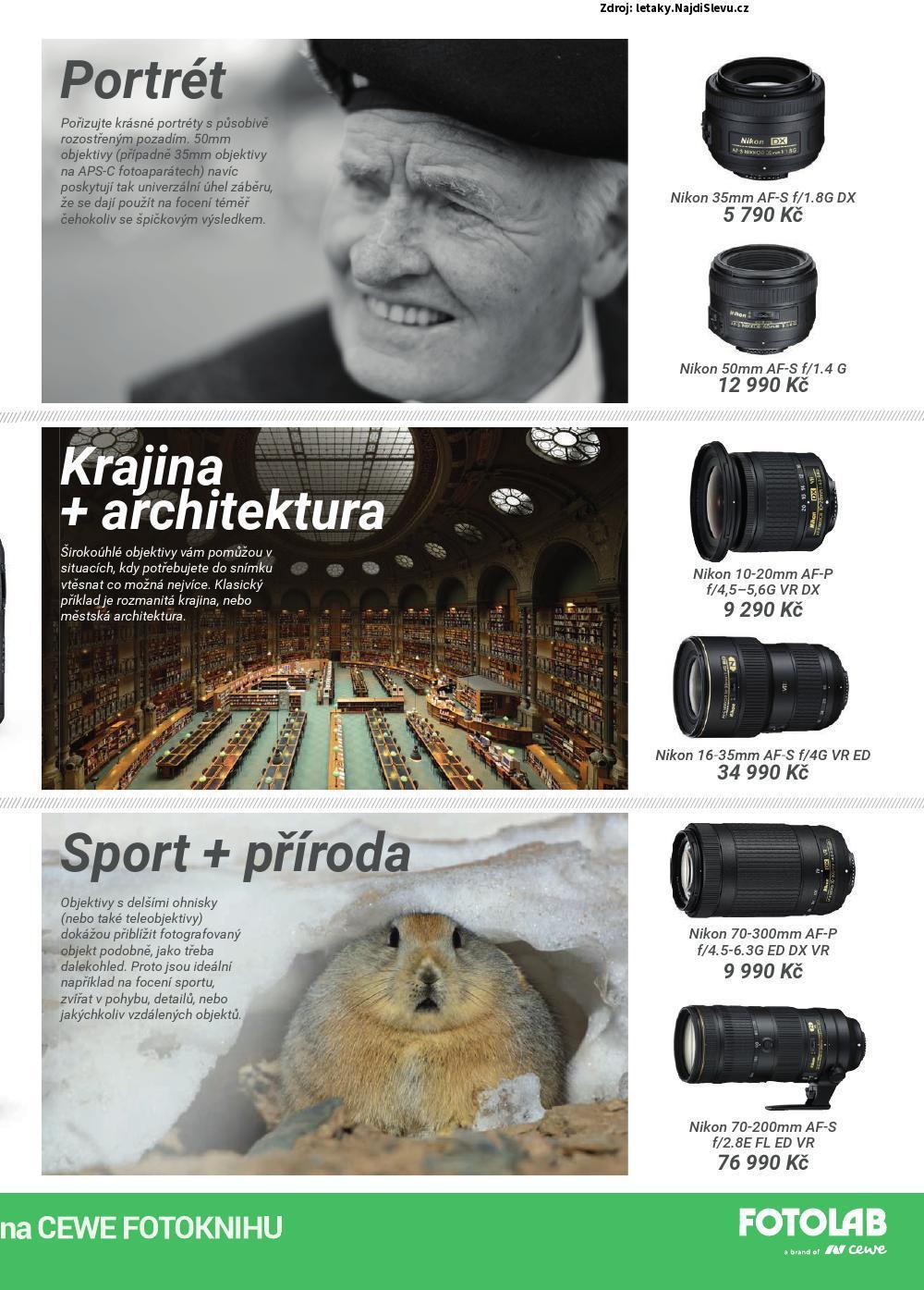 Strana 13 - leták FOTOLAB (1. 3. - 31. 3. 2018)