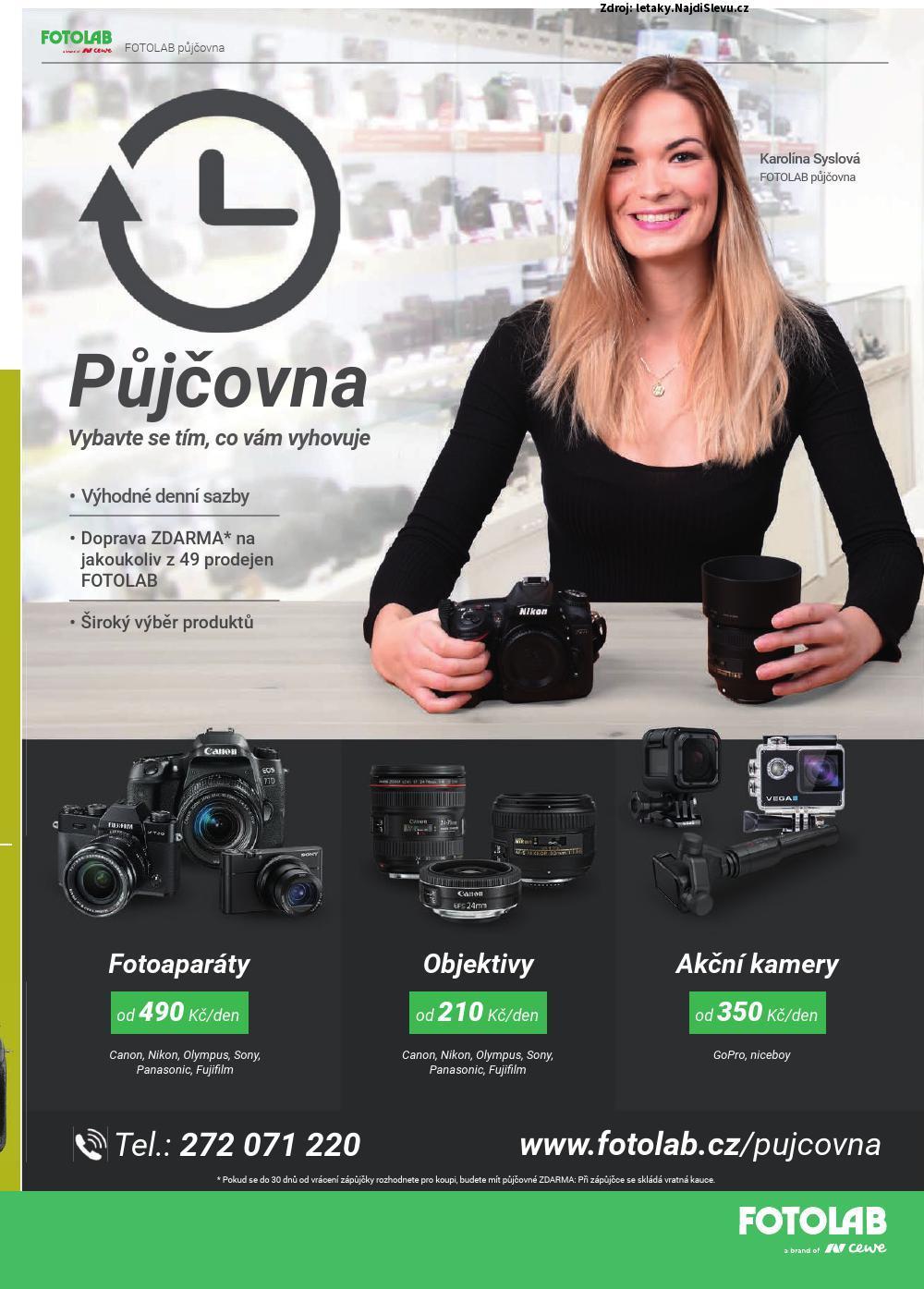 Strana 9 - leták FOTOLAB (1. 3. - 31. 3. 2018)