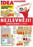 Archiv leták IDEA nábytek - 15. 6. - 30. 6. 2019