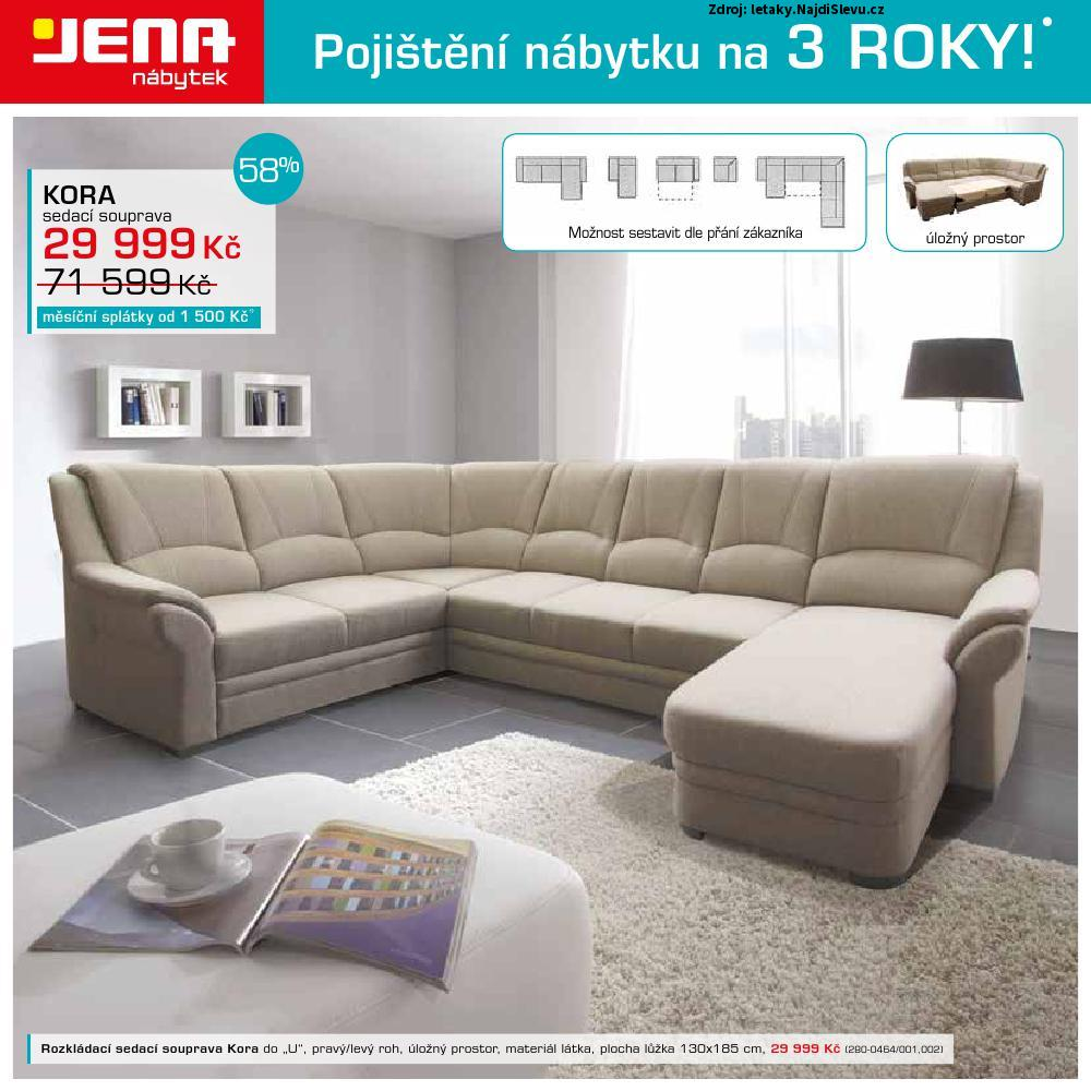 Strana 4 - leták Jena nábytek (29. 1. - 18. 2. 2018)