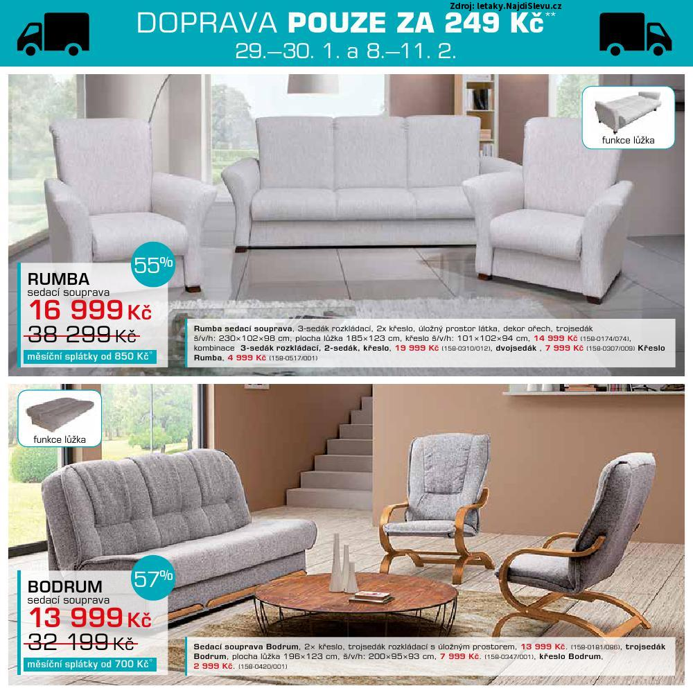 Strana 6 - leták Jena nábytek (29. 1. - 18. 2. 2018)