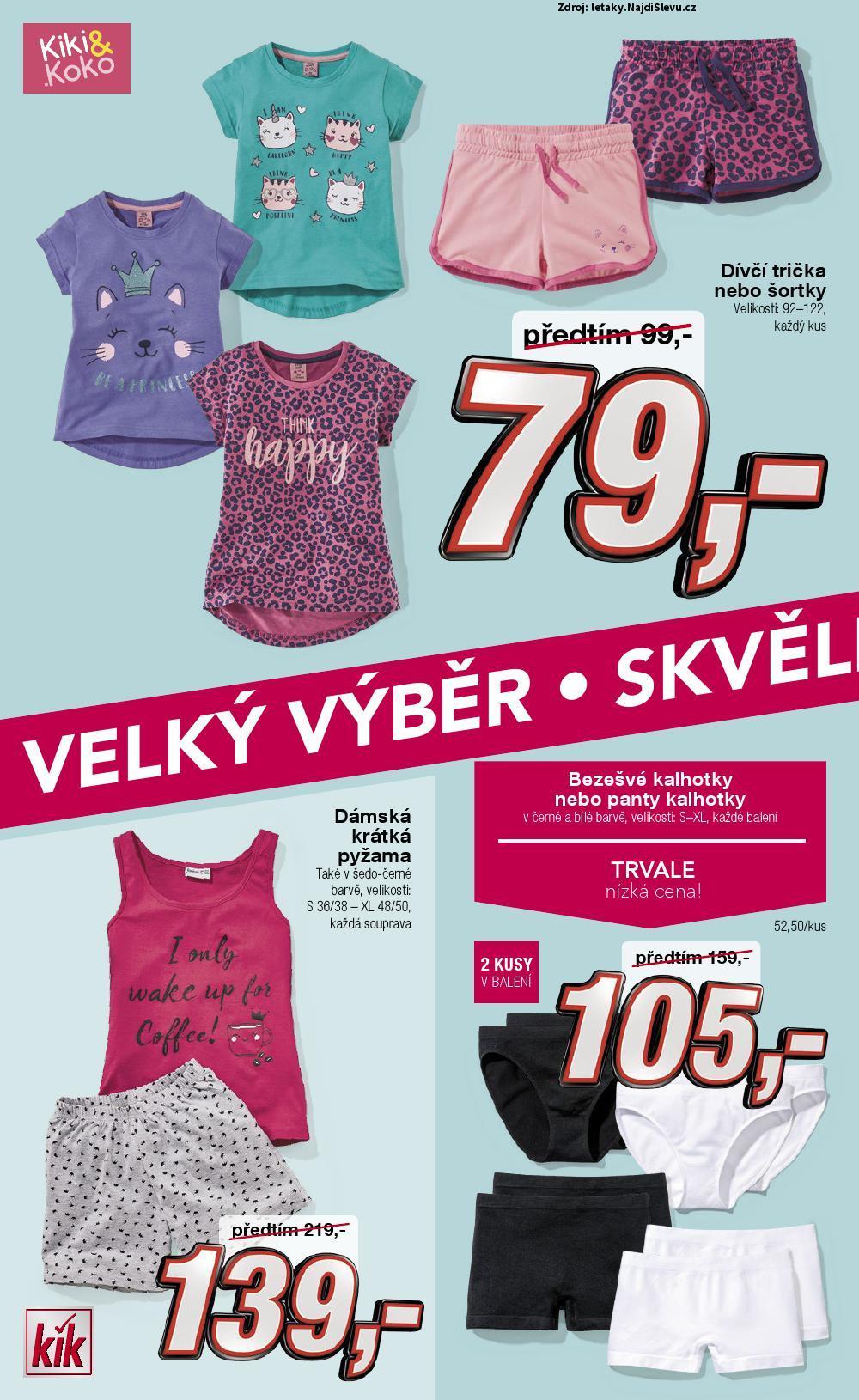 Strana 2 - leták KiK (10. 7. - 13. 8. 2019)