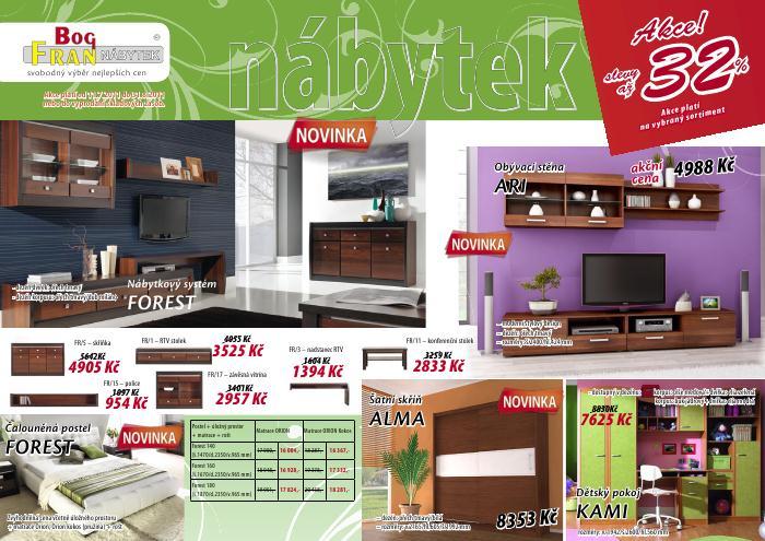 Strana 1 - leták MAX-ORION (11. 7. - 31. 8. 2011)