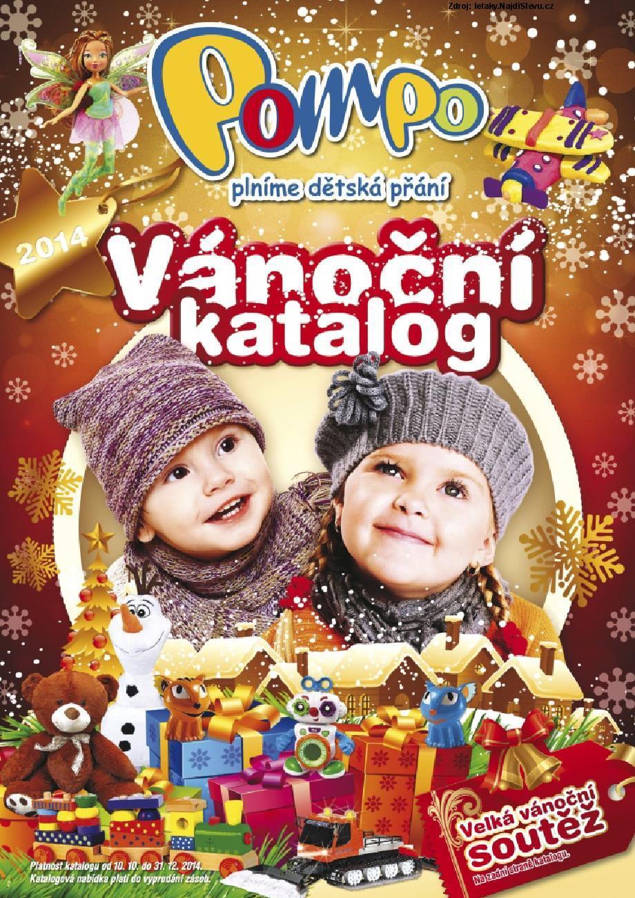 Strana 1 - leták POMPO (10. 10. - 31. 12. 2014)