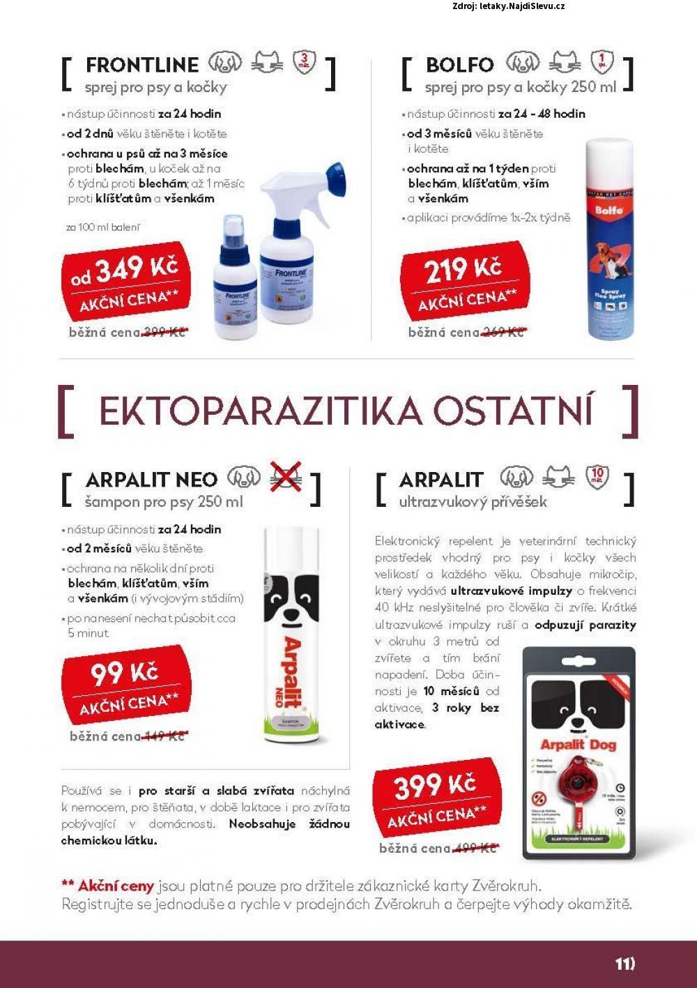 Strana 11 - leták ZVĚROKRUH (1. 3. - 31. 3. 2018)