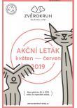 Archiv leták ZVĚROKRUH - 1. 5. - 30. 6. 2019