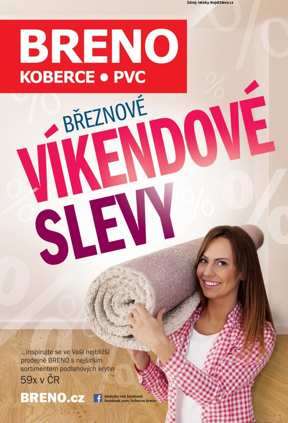 Strana 1 - leták BRENO (1. 3. - 31. 3. 2019)