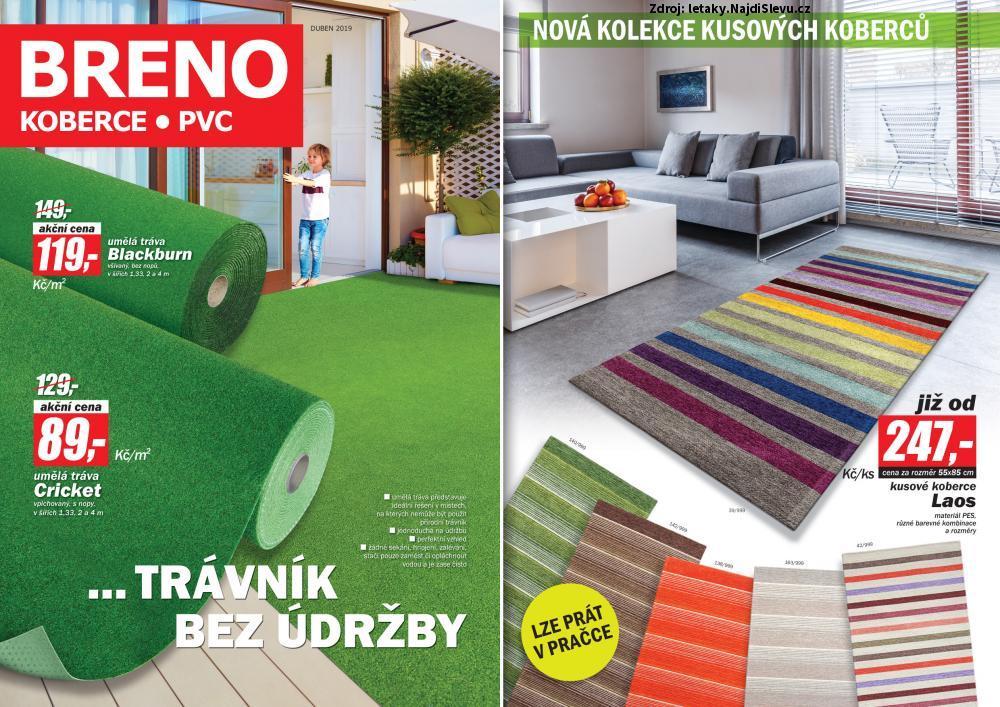 Strana 1 - leták BRENO (1. 4. - 30. 4. 2019)