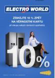 Archiv leták Electro World - 28. 1. - 24. 2. 2021