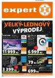 Archiv leták Expert Elektro - 2. 1. - 8. 1. 2020