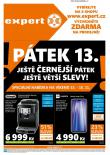 Archiv leták Expert Elektro - 13. 11. - 15. 11. 2020