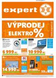 Archiv leták Expert Elektro - 4. 1. - 13. 1. 2021