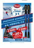 Archiv leták Hervis - 25. 11. - 8. 12. 2020