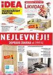 Archiv leták IDEA nábytek - 1. 5. - 14. 5. 2019