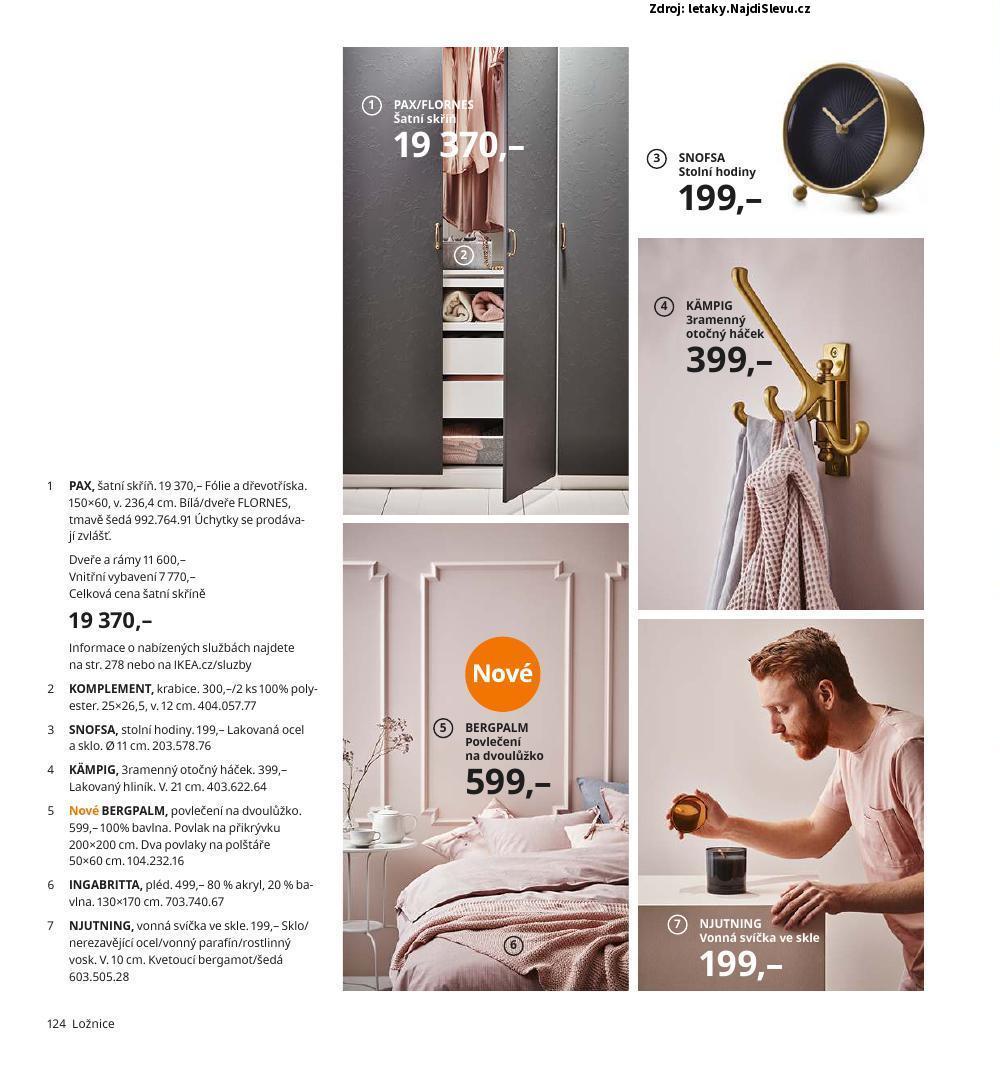 Strana 124 - leták IKEA (do 31. 7. 2020)