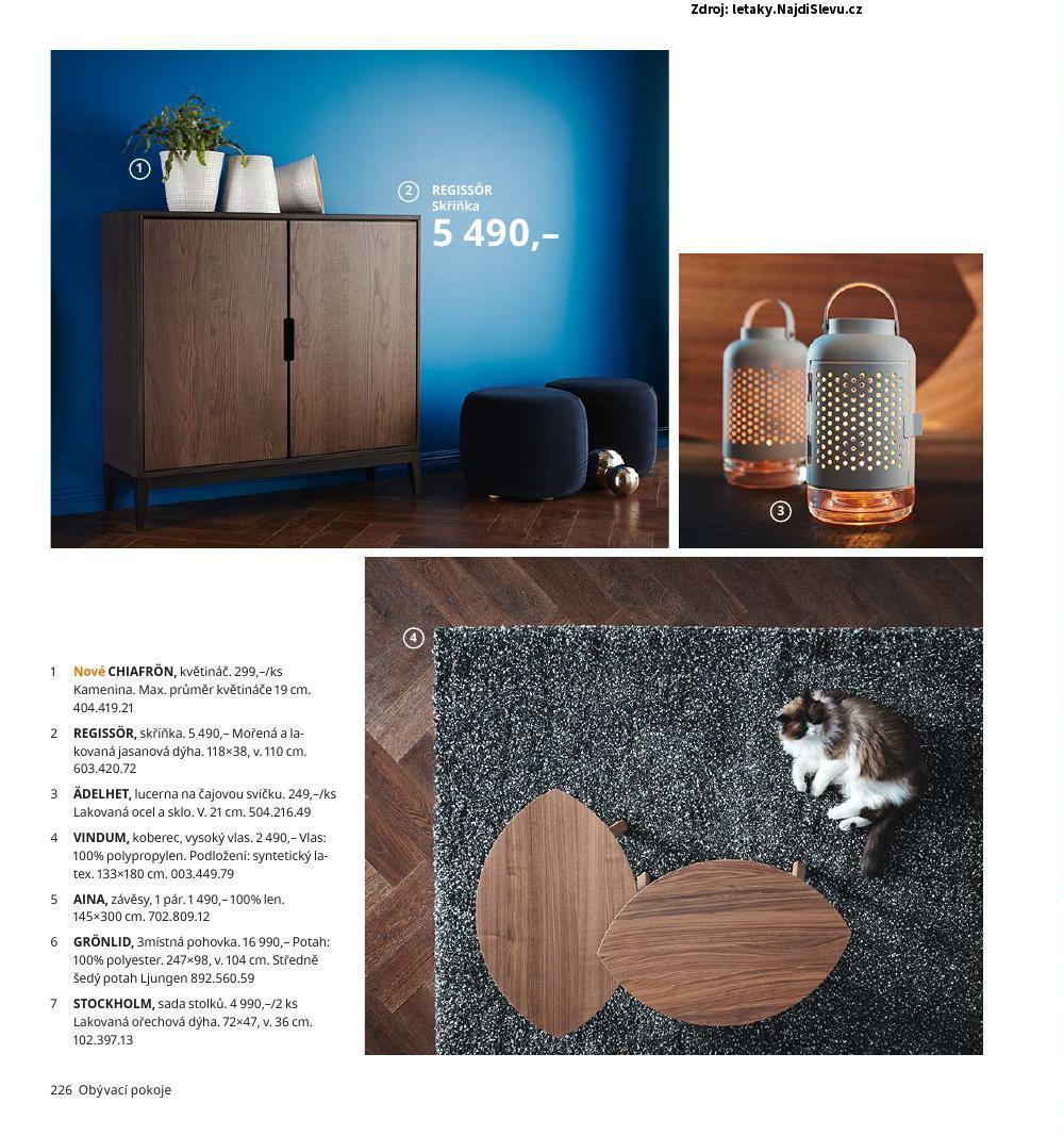 Strana 226 - leták IKEA (do 31. 7. 2020)