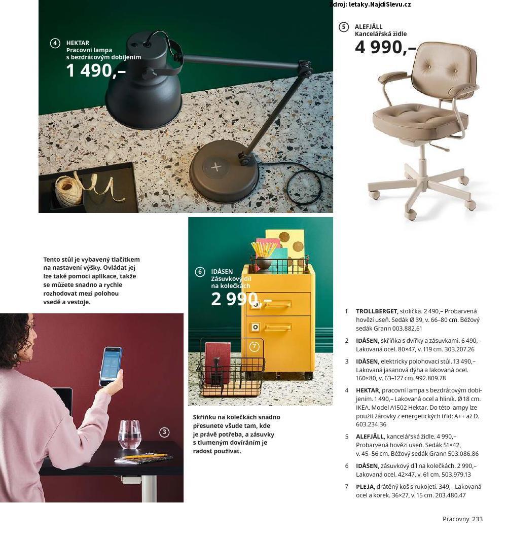 Strana 233 - leták IKEA (do 31. 7. 2020)