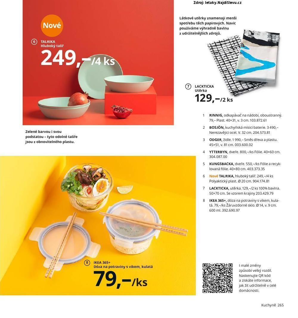 Strana 265 - leták IKEA (do 31. 7. 2020)