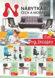 Archiv leták Nábytkáři Čech a Moravy - 1. 7. - 31. 8. 2020