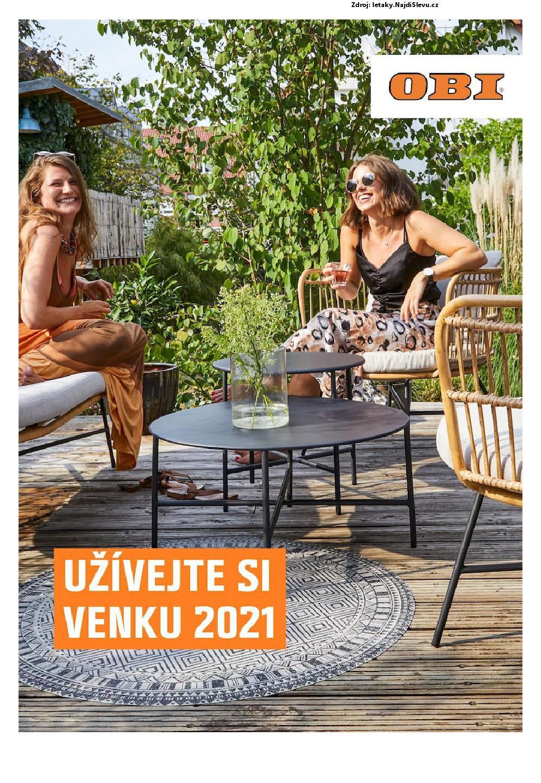 Strana 1 - leták OBI (1. 3. - 30. 4. 2021)