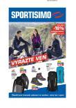 Archiv leták Sportisimo - 12. 9. - 23. 9. 2019