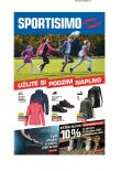 Archiv leták Sportisimo - 10. 10. - 20. 10. 2019